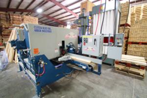 Arbor Industries Pallet Machine